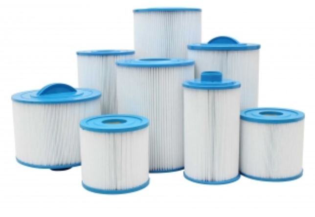 Pool and Spa Cartridge Filter Elements