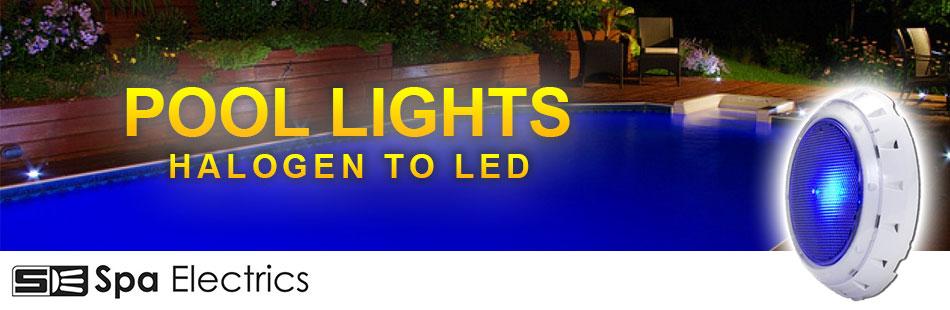 Swimming Pool Lighting and LEDs
