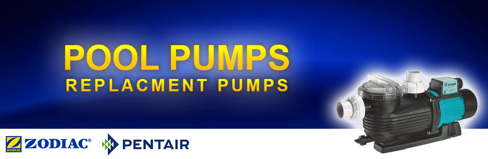 Replacement Swimming Pool Pumps